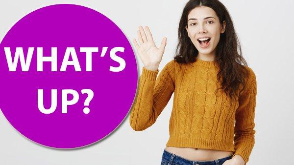 Hey Whats Up Man 10 Saludos En Inglés Para Usar En La